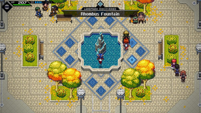CrossCode [v0.8] (2016) PC