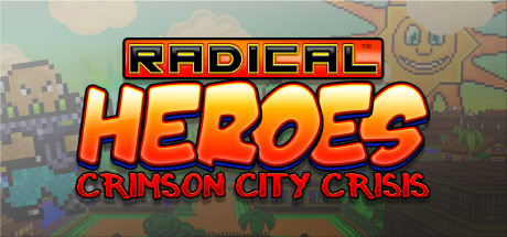 Русификатор Radical Heroes: Crimson City Crisis