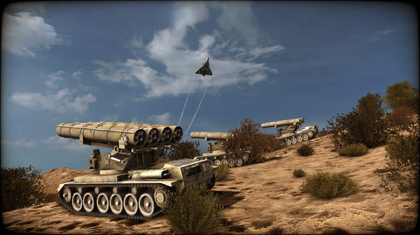 ���� Wargame: Red Dragon - Nation Pack: Israel  (2016) PC