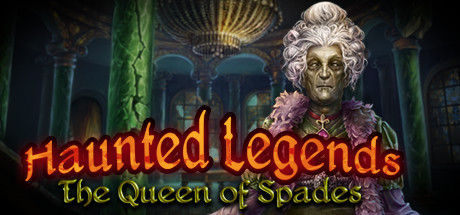 Русификатор Haunted Legends: The Queen of Spades Collector's Edition