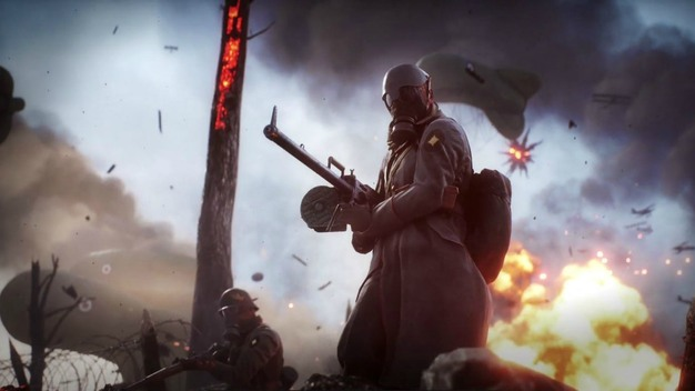Battlefield 1 Ultimate Edition (1.0 Update 3)