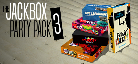 Игра The Jackbox Party Pack 3 (2016) PC