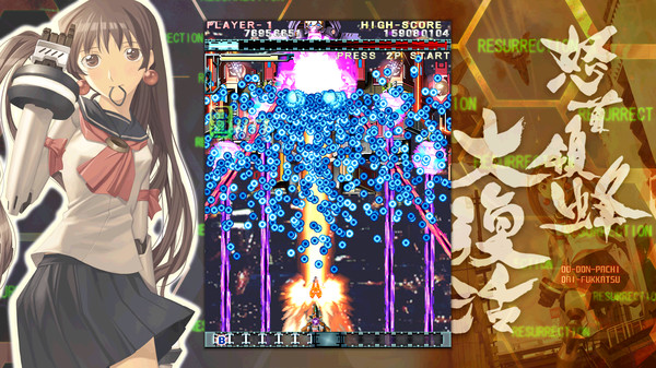 DoDonPachi Resurrection (2016) PC