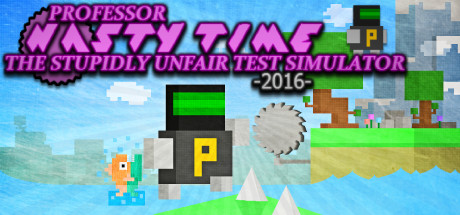 Русификатор Professor Nasty Time: The Stupidly Unfair Test Simulator 2016