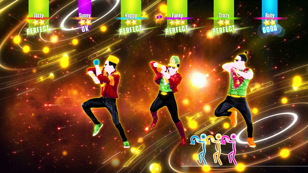 Игра Just Dance 2017 (2016) PC