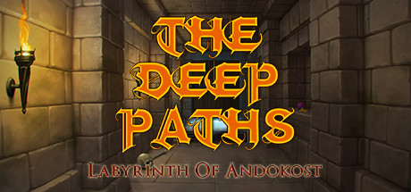 Игра The Deep Paths: Labyrinth Of Andokost (2016) PC