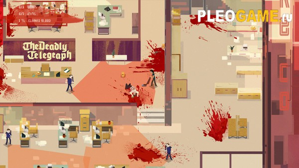 Игра Serial Cleaner (v0.4.0.0) (2016) PC