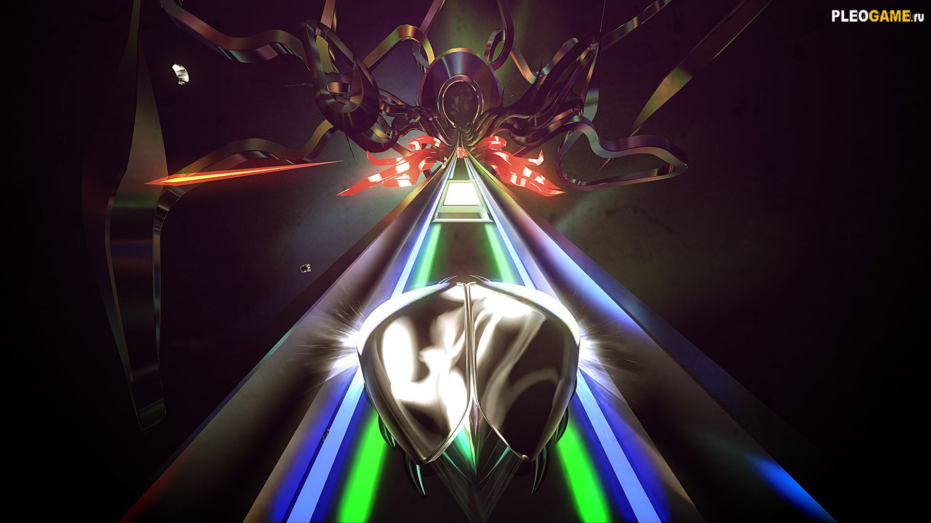 Игра Thumper v10.11.2016  (2016) PC