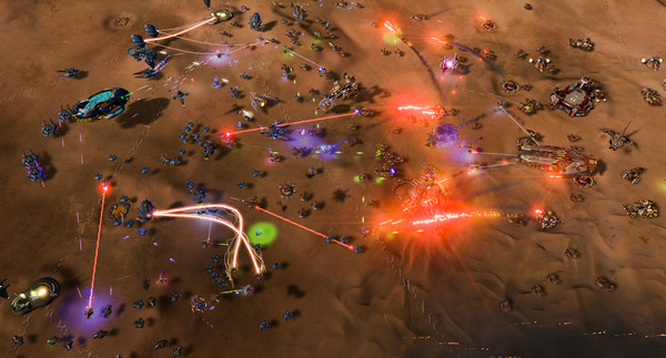 Ashes of the Singularity: Escalation (2016) PC