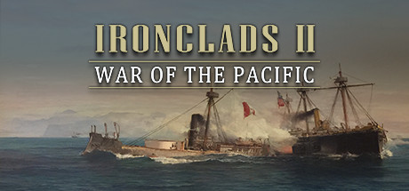 Русификатор Ironclads 2: War of the Pacific