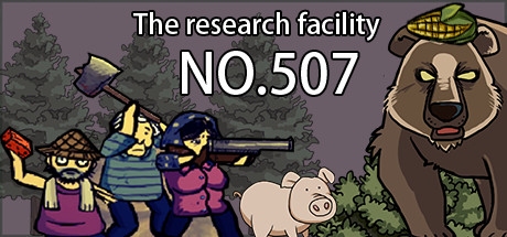 Русификатор the research facility NO.507