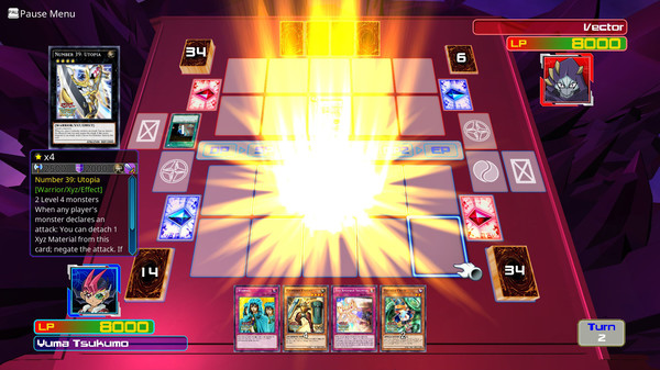 Yu-Gi-Oh! Legacy of the Duelist (2016) ПК