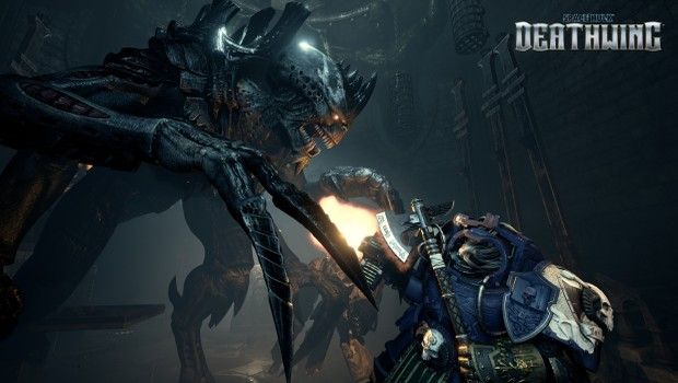 Патч для Space Hulk: Deathwing