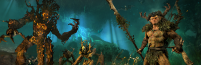 Дополнение Total War: WARHAMMER - Realm of The Wood Elves (DLC)