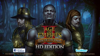 Age of Empires II HD The Rise of the Rajas (2016) PC