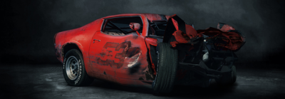 Next Car Game: Wreckfest v0.210342 (2016) PC