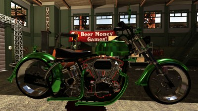 Motorbike Garage Mechanic Simulator (14.03.2018) PLAZA полная версия
