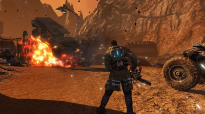 Red Faction Guerrilla Re-Mars-tered (2018) (RUS) PC полная версия | Repack
