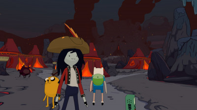 Adventure Time: Pirates of the Enchiridion (2018) PC Лицензия