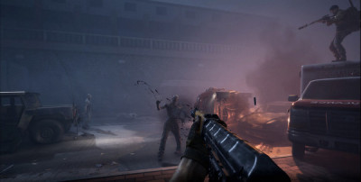 OVERKILL's The Walking Dead (v1.0.1) (2018) на русском