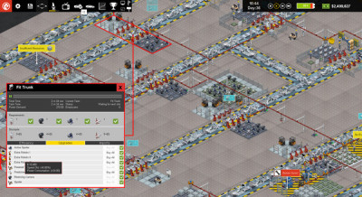 Production Line: Car factory simulation (v1.69) последняя версия