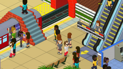 Overcrowd: A Commute Em Up (2019) новая версия