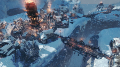 Frostpunk: The Rifts (v1.4.0) DLC на русском языке
