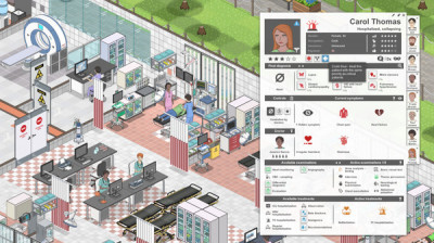Project Hospital - Doctor Mode (DLC) на русском