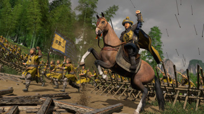 Total War: THREE KINGDOMS - Mandate of Heaven (2020) DLC на русском
