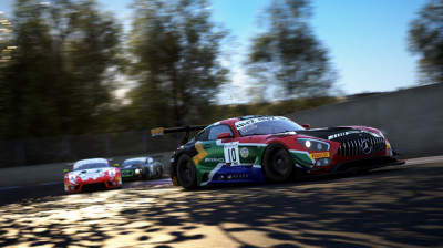 Assetto Corsa Competizione - Intercontinental GT Pack (2020) DLC на русском