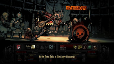 Darkest Dungeon: The Butcher's Circus (DLC) новая версия